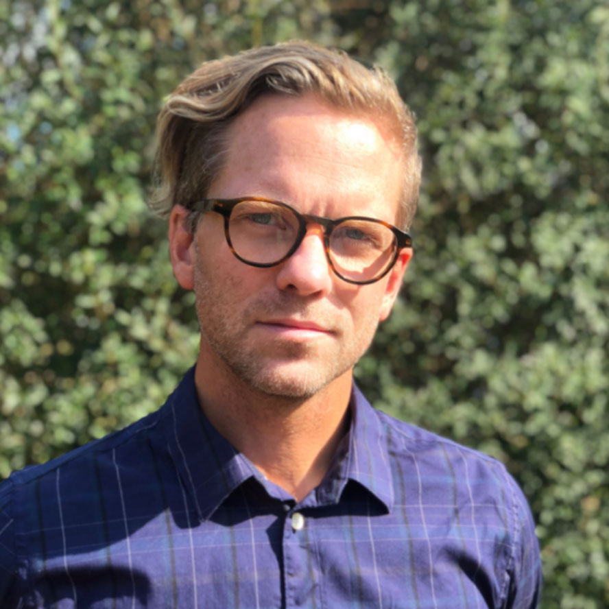 Photo of Fredrik Klarqvist